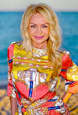 Ukraine bride  Anna 40 y.o. from Kiev, ID 22960