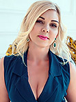 Single Ukraine women Larisa from Krasnohrad