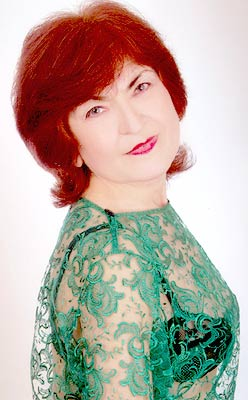 Ukraine bride  Lyudmila 71 y.o. from Kharkov, ID 13953