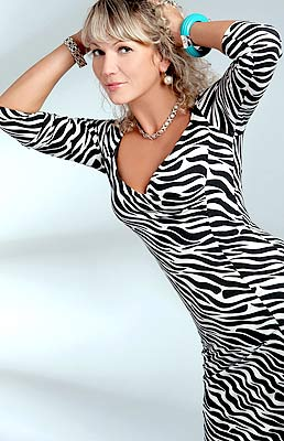 Ukraine bride  Zoya 50 y.o. from Kiev, ID 48710