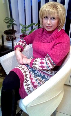 Ukraine bride  Lyudmila 61 y.o. from Irpen, ID 54050