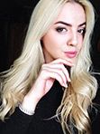 Single Ukraine women Anna from Ivano-Frankovsk