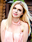 Single Ukraine women Lyudmila from Kiev