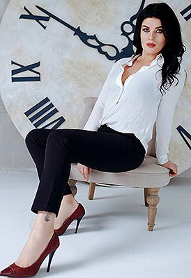 Ukraine bride  Yel'vira 38 y.o. from Poltava, ID 90627